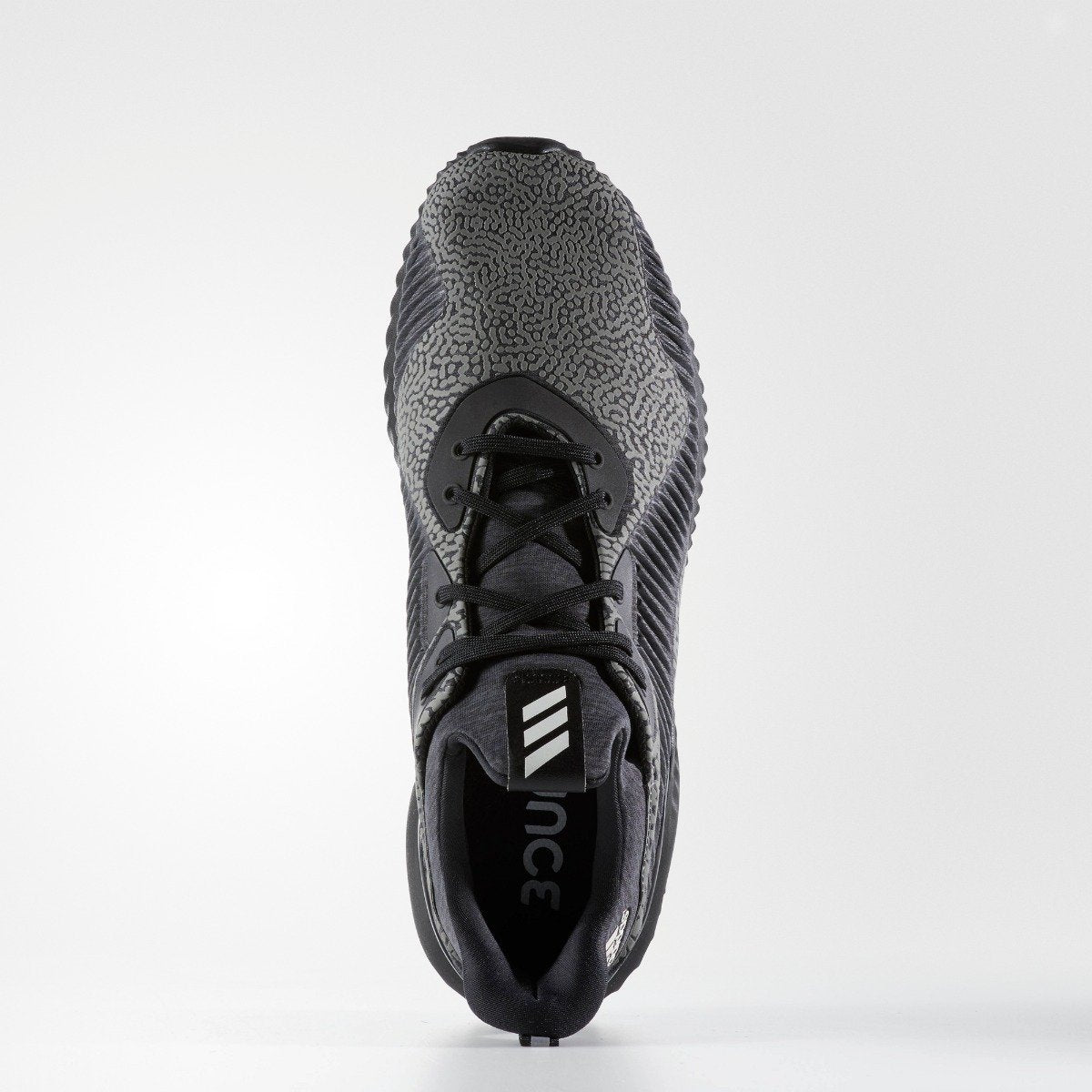 best service daa0e 803b8 Mens adidas Running Alphabounce Reflective HPC AMS Shoes Core Black. 1