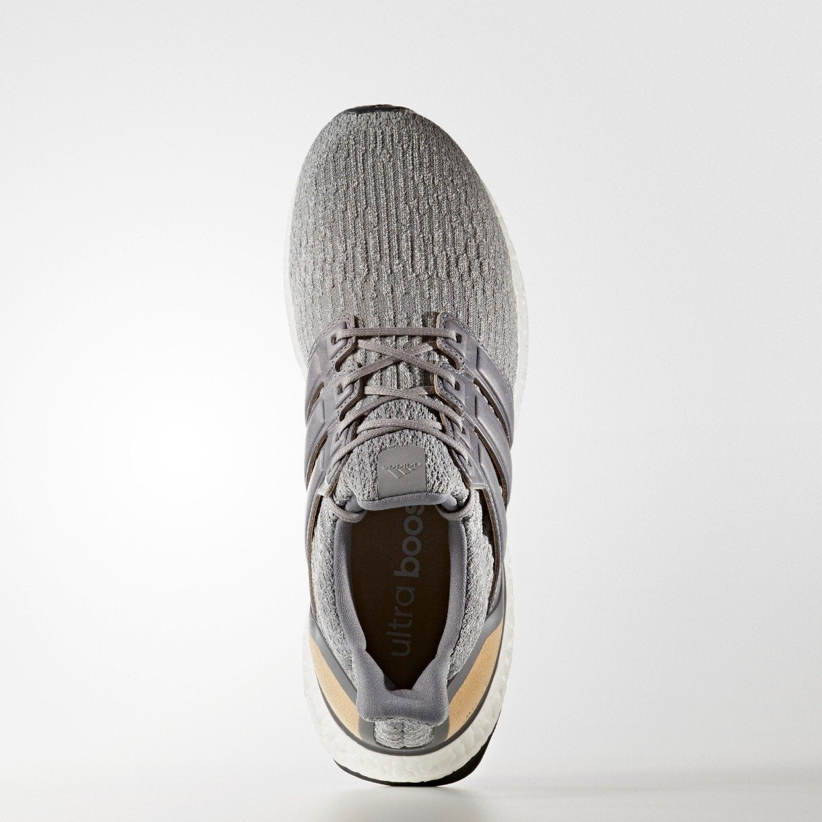 b29e4c0e2448a Men s Adidas Running Ultraboost 3.0 Limited Edition Leather Cage Grey. 1