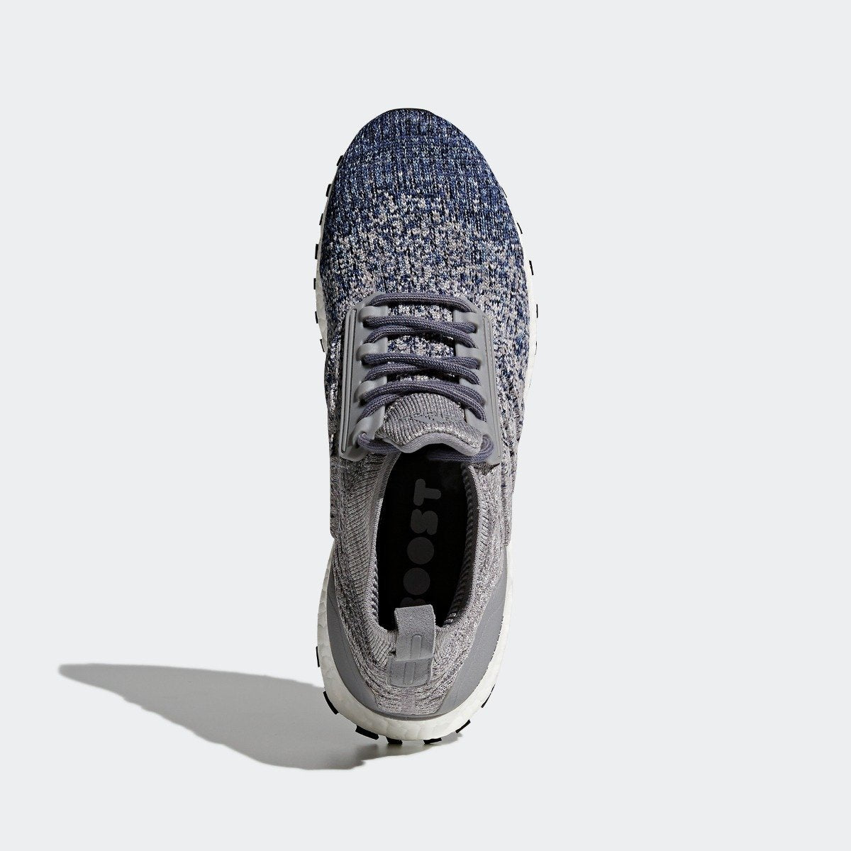 421b44b1e4a704 Men s adidas Running Ultraboost All Terrain Shoes Grey with Noble Indigo. 1