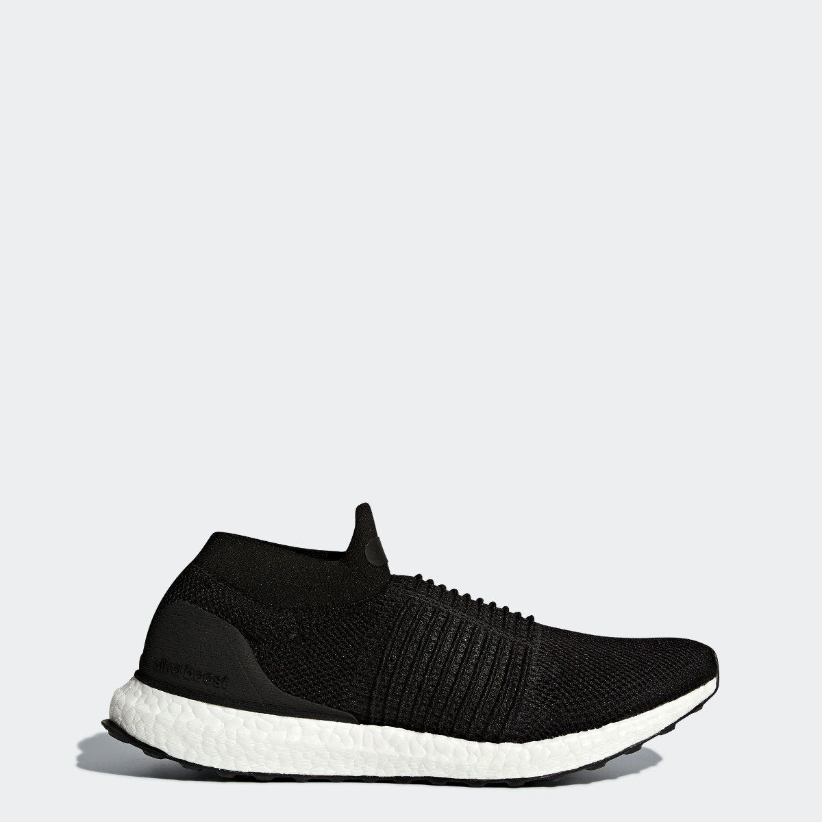 37629c4cf52 Men s adidas Running Ultraboost Laceless Shoes Core Black