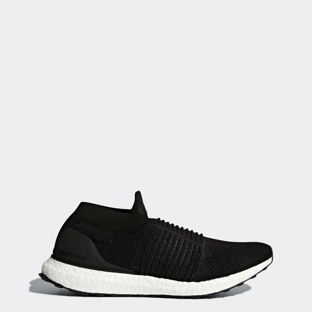 Men's adidas Running Ultraboost Laceless Shoes Core Black