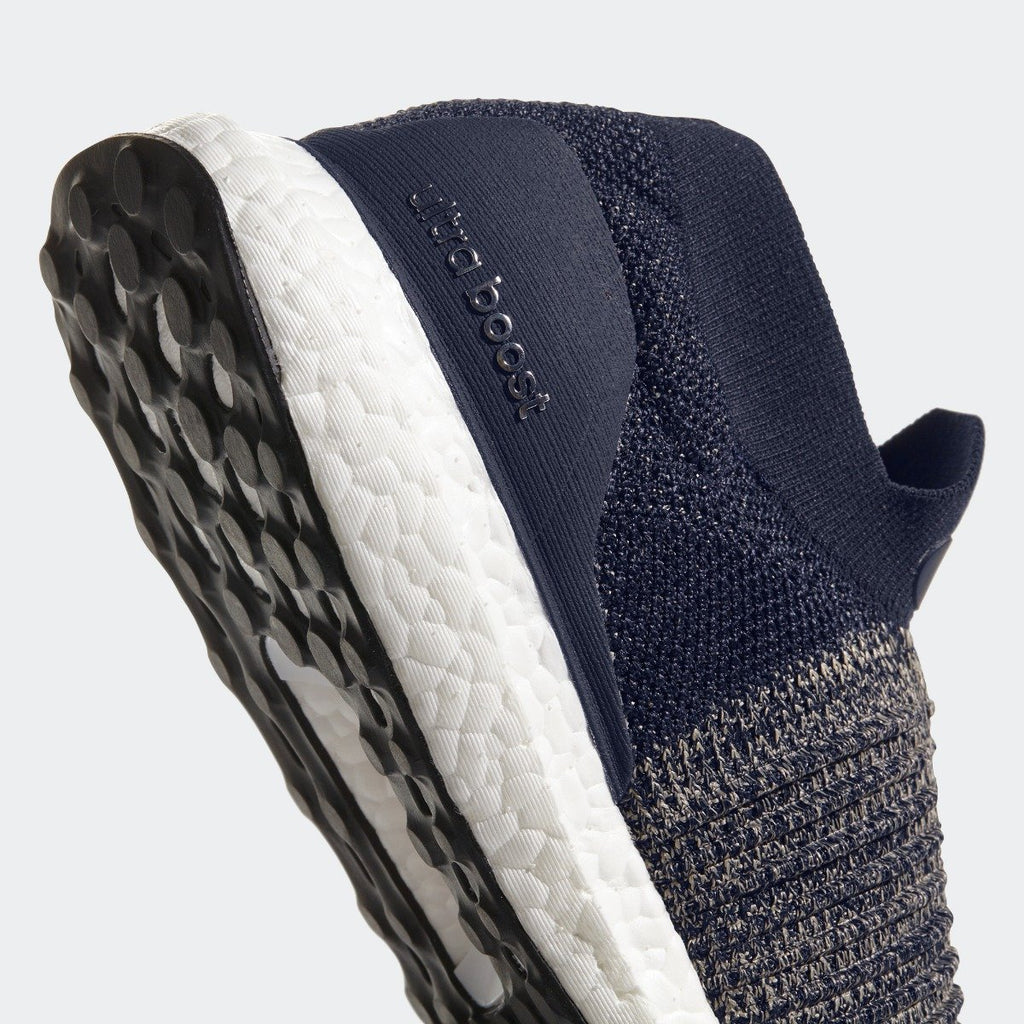 Men's adidas Running Ultraboost Laceless Shoes Legend Ink