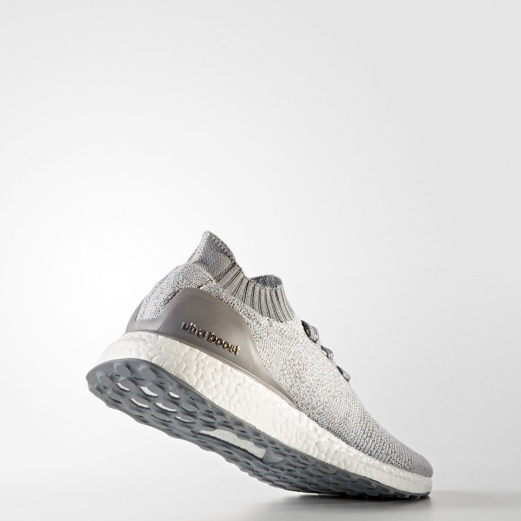 Men's Adidas Running Ultraboost 3.0 Limited Edition Leather Uncaged Grey