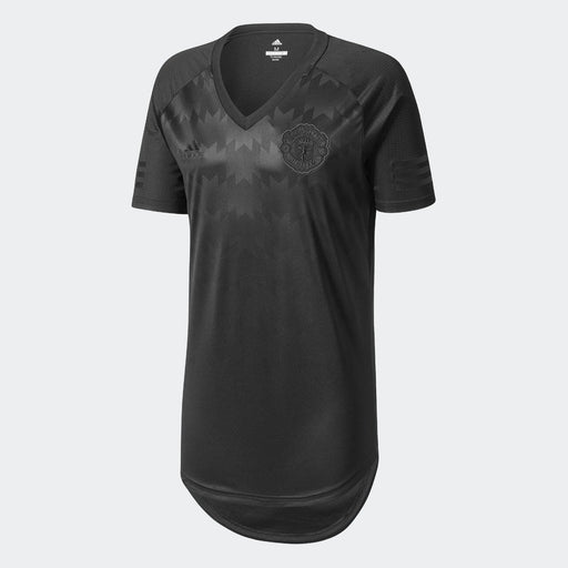 Men's adidas Soccer Manchester United FC Tee Black