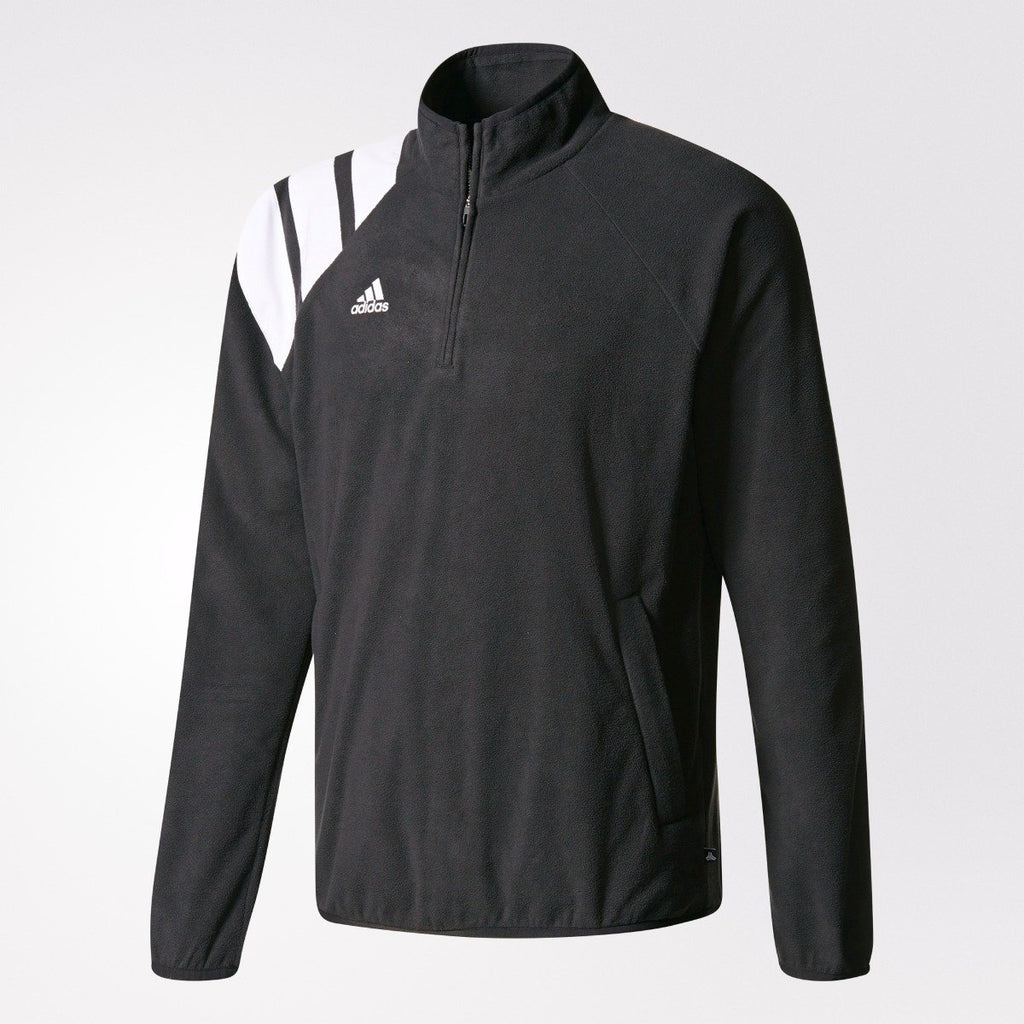 Men's adidas Soccer Tango Stadium Fleece Jacket Black