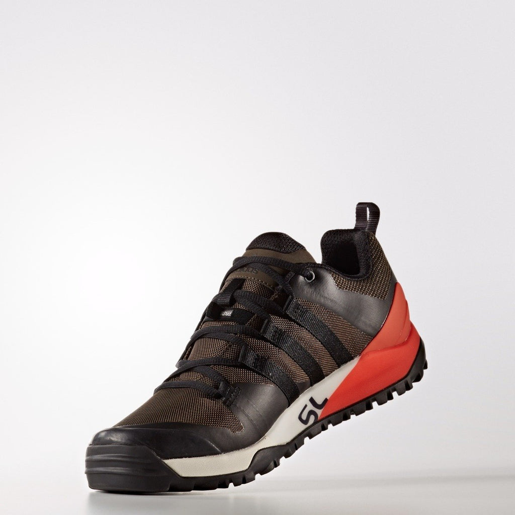 Men's adidas TERREX Trail Cross Shoes Umber