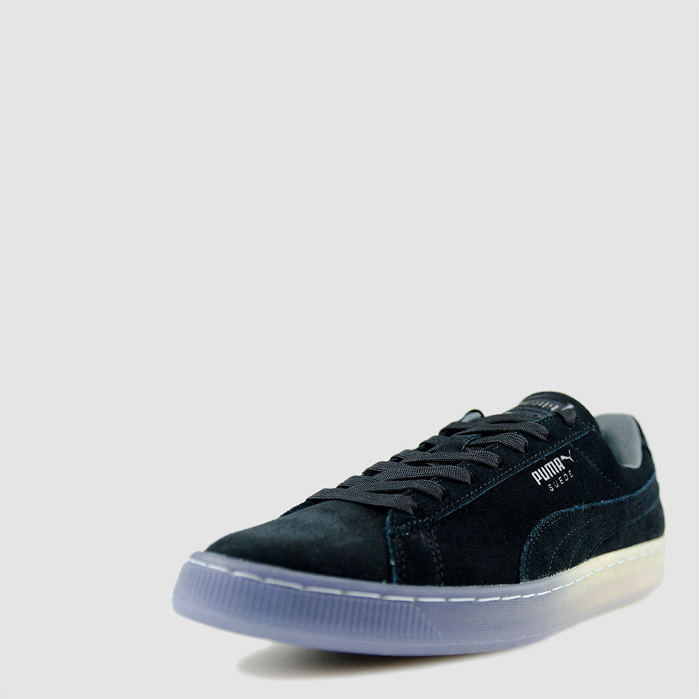 Men's PUMA Suede Classic V2 Fade Future Shoes Black
