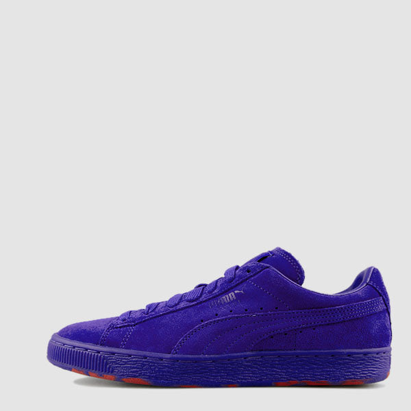 Men's PUMA Suede Classic Iced Rubber Shoes Surf the Web