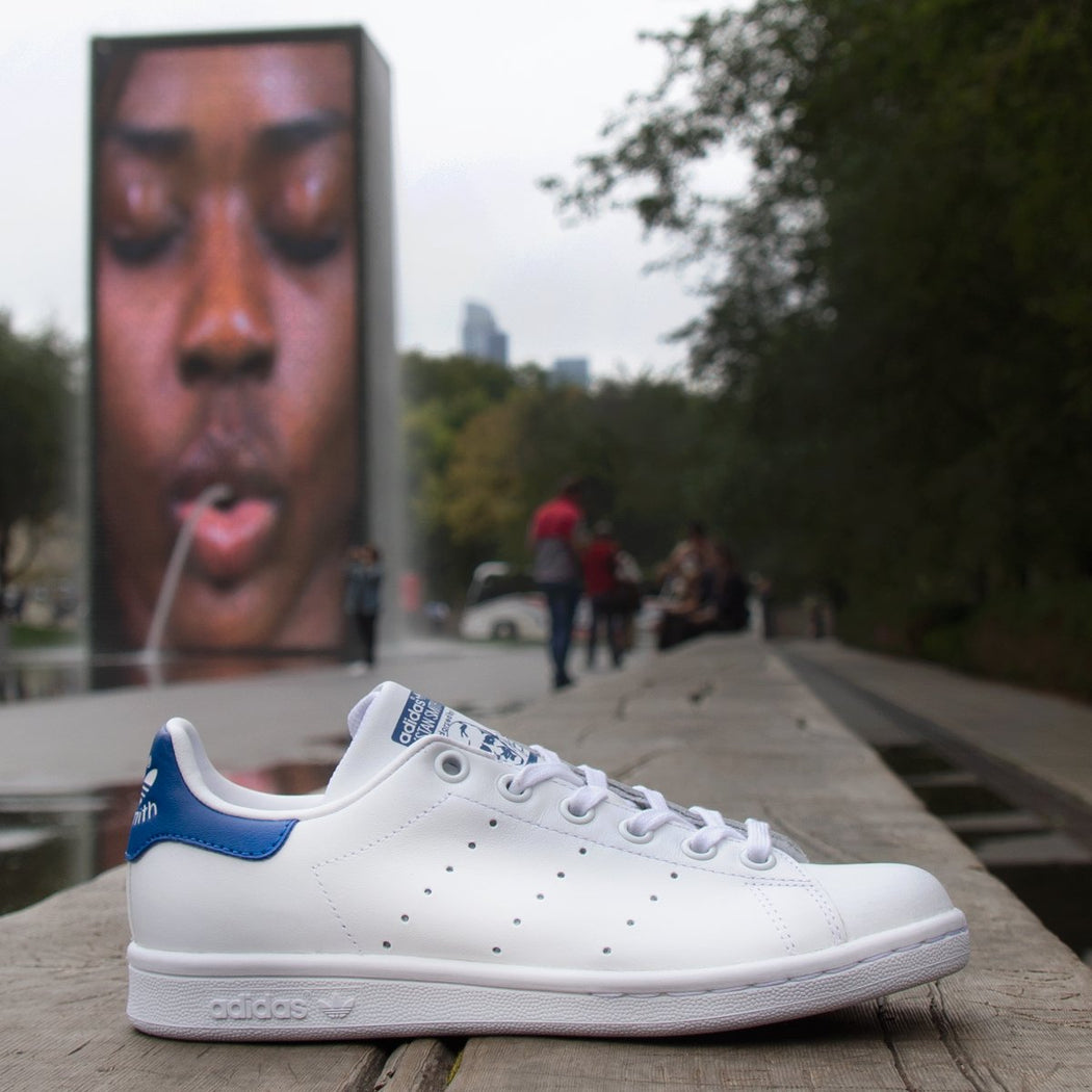 Kid's adidas Originals Stan Smith Blue