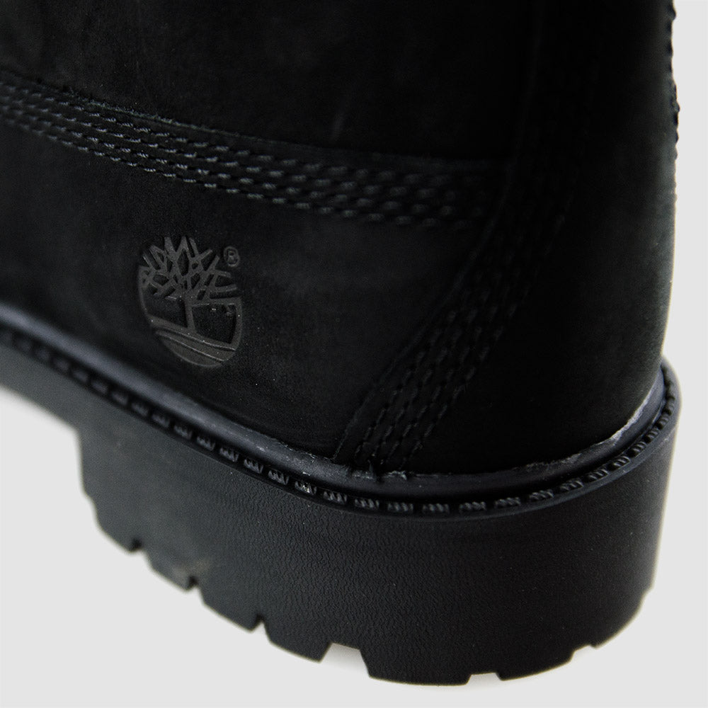 Kid's Timberland 6-Inch Premium Waterproof Boots All Black