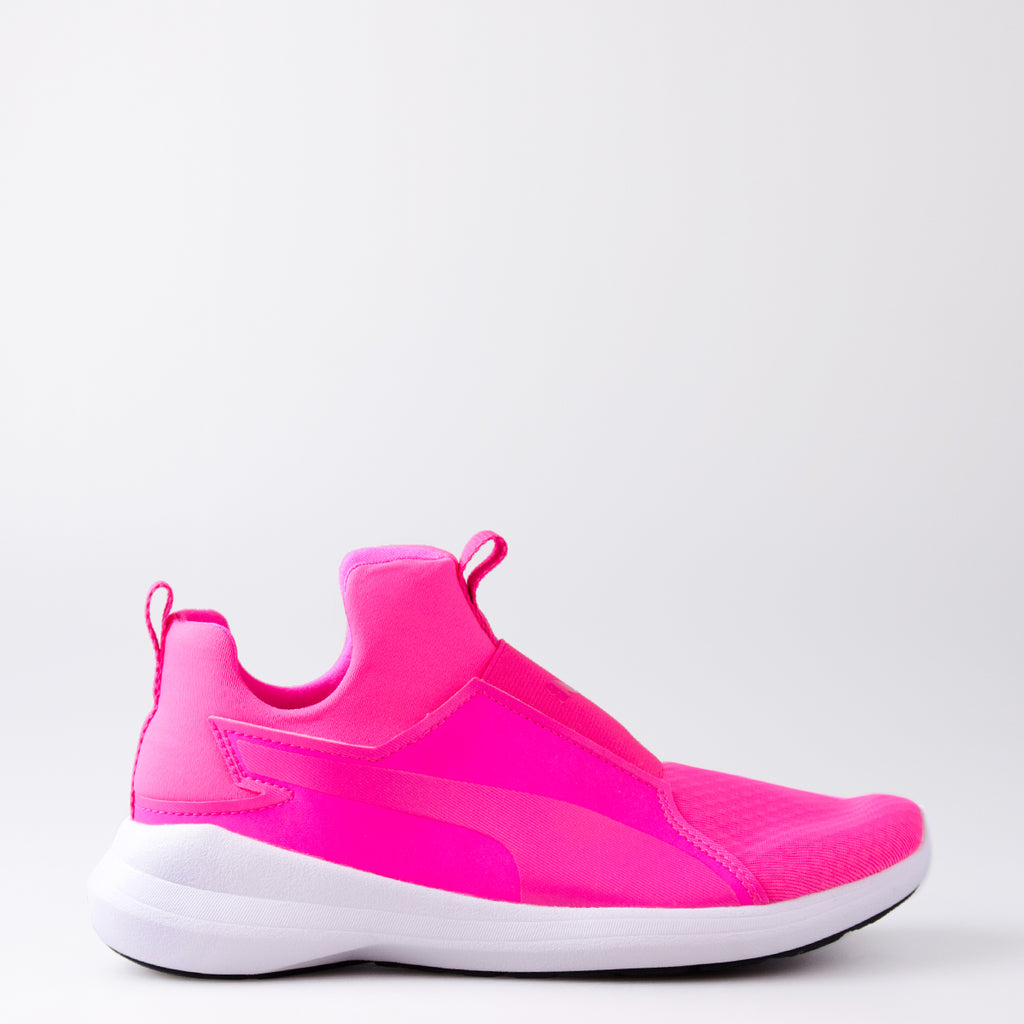 Women's Puma Rebel Mid Pink