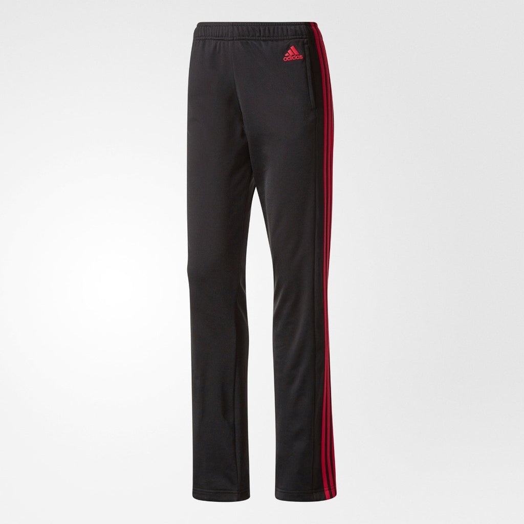 Women's Adidas Athletics Designed 2 Move Straight Pants Black/Energy Pink
