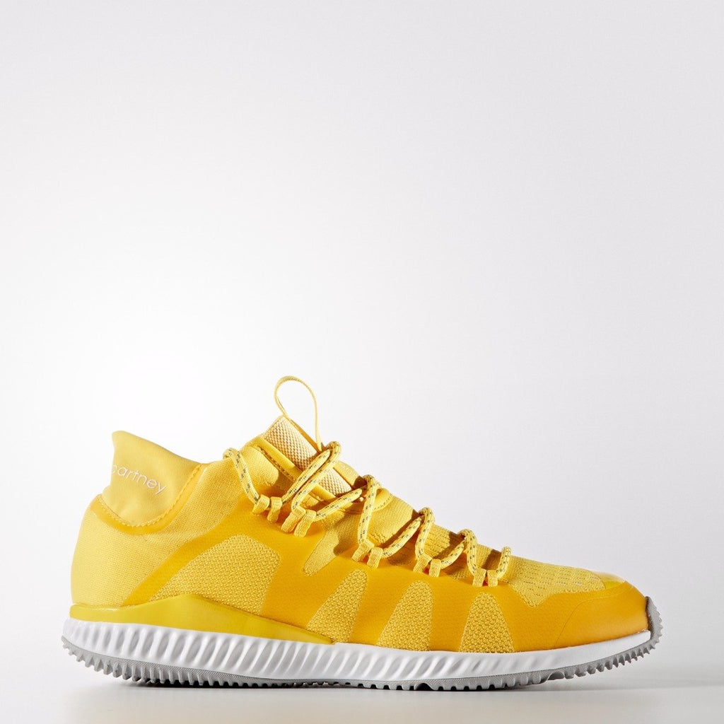 Women's adidas by Stella McCartney CrazyTrain Shoes Yellow