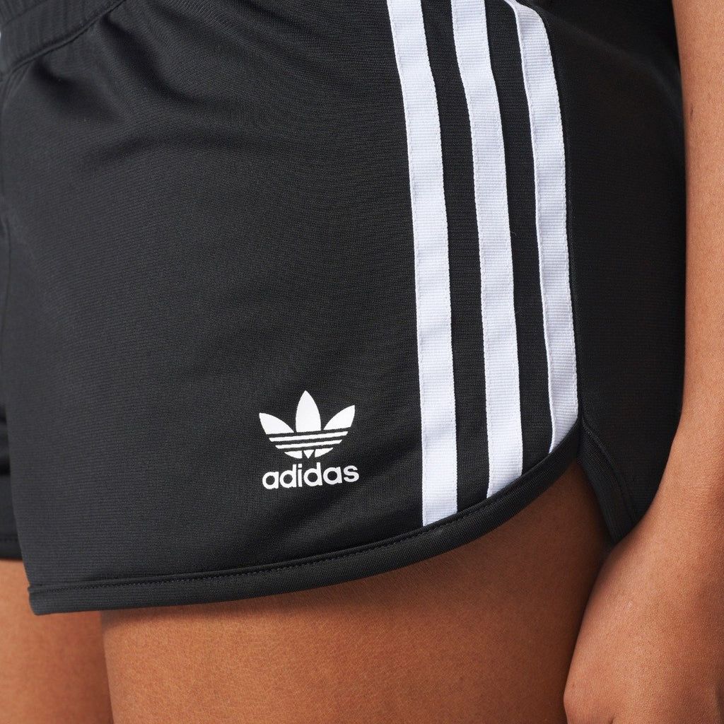 Women's adidas Originals 3-Stripes Shorts Black