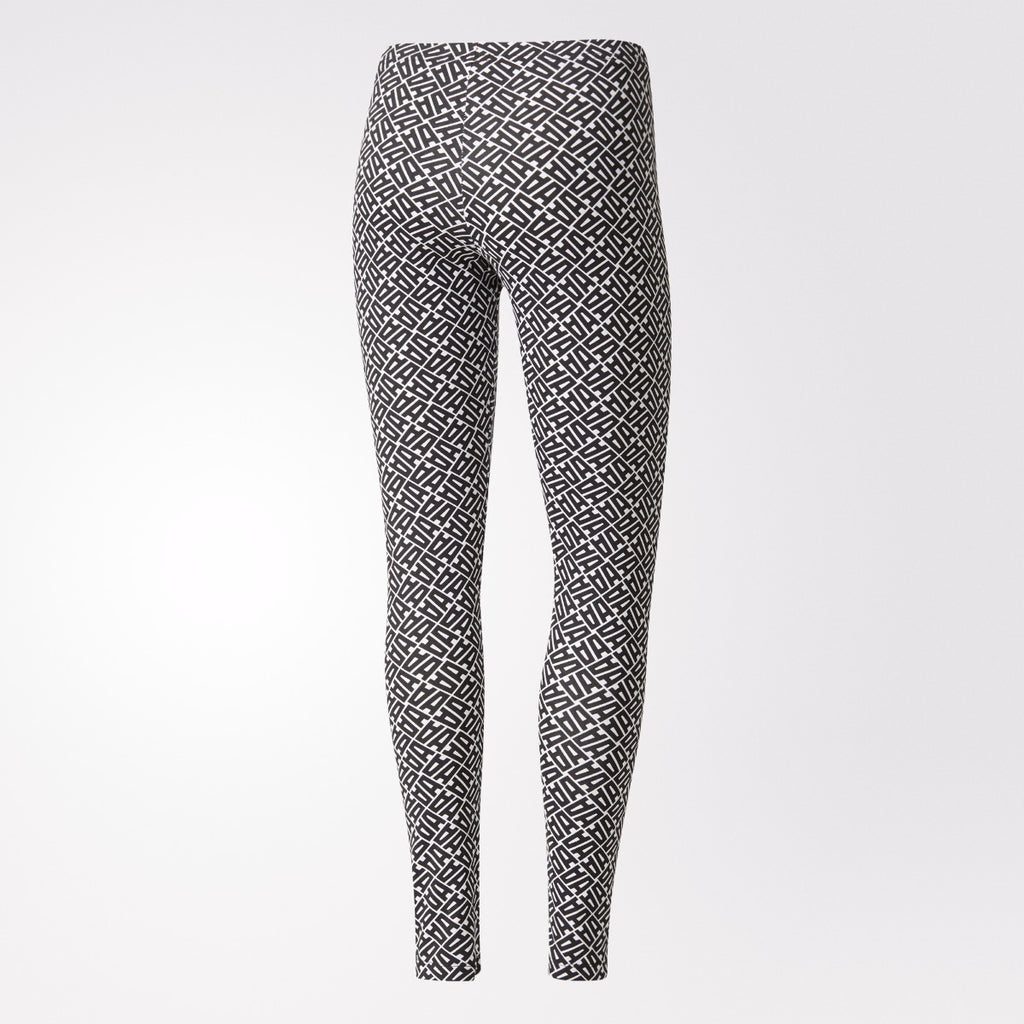 Women's adidas Originals Allover Print Leggings