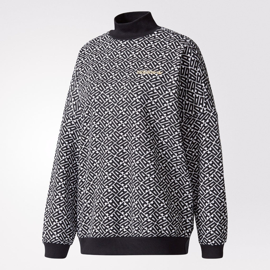 Women's adidas Originals Allover Print Sweatshirt