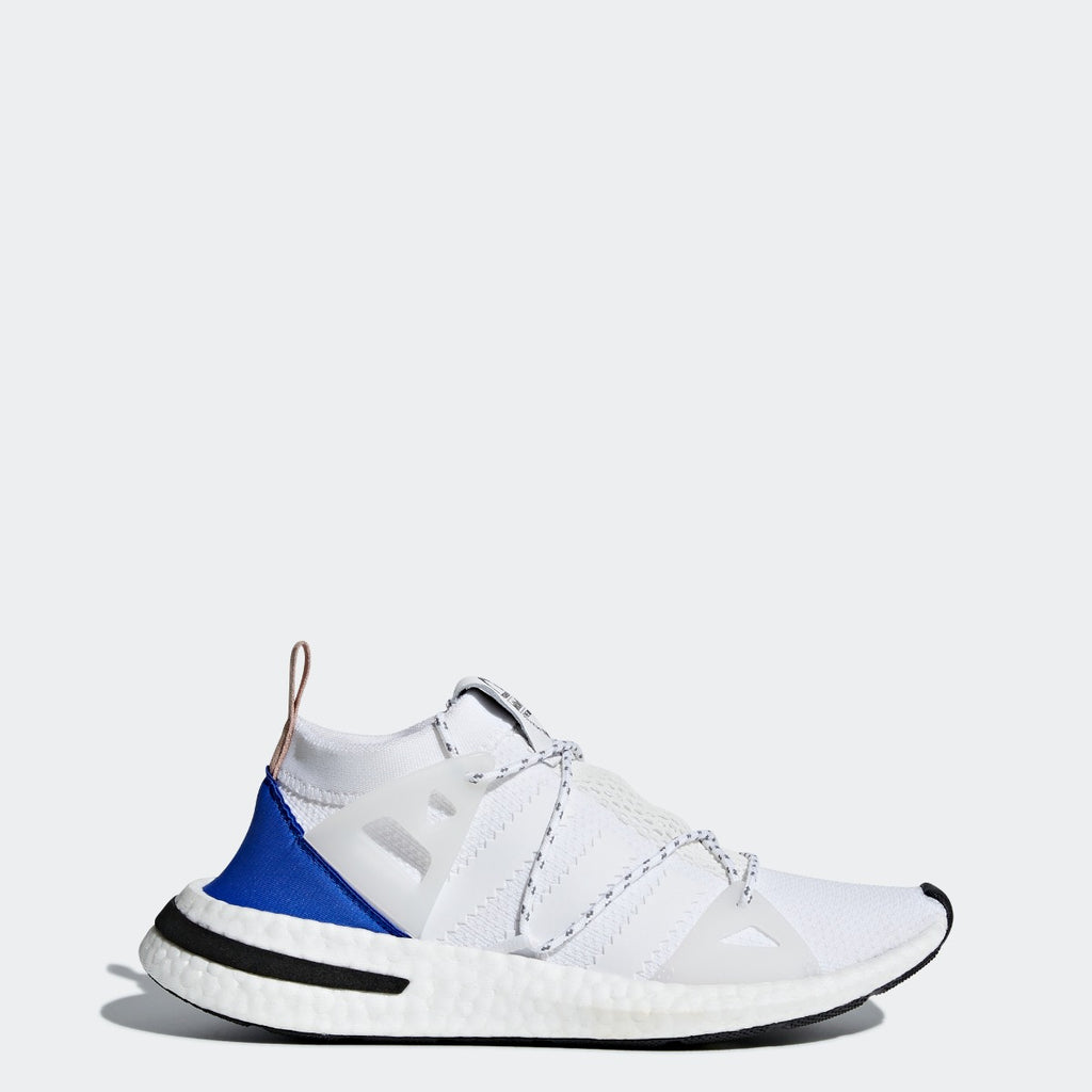 Women's adidas Originals Arkyn Shoes White CQ2748 | Chicago City Sports | side view