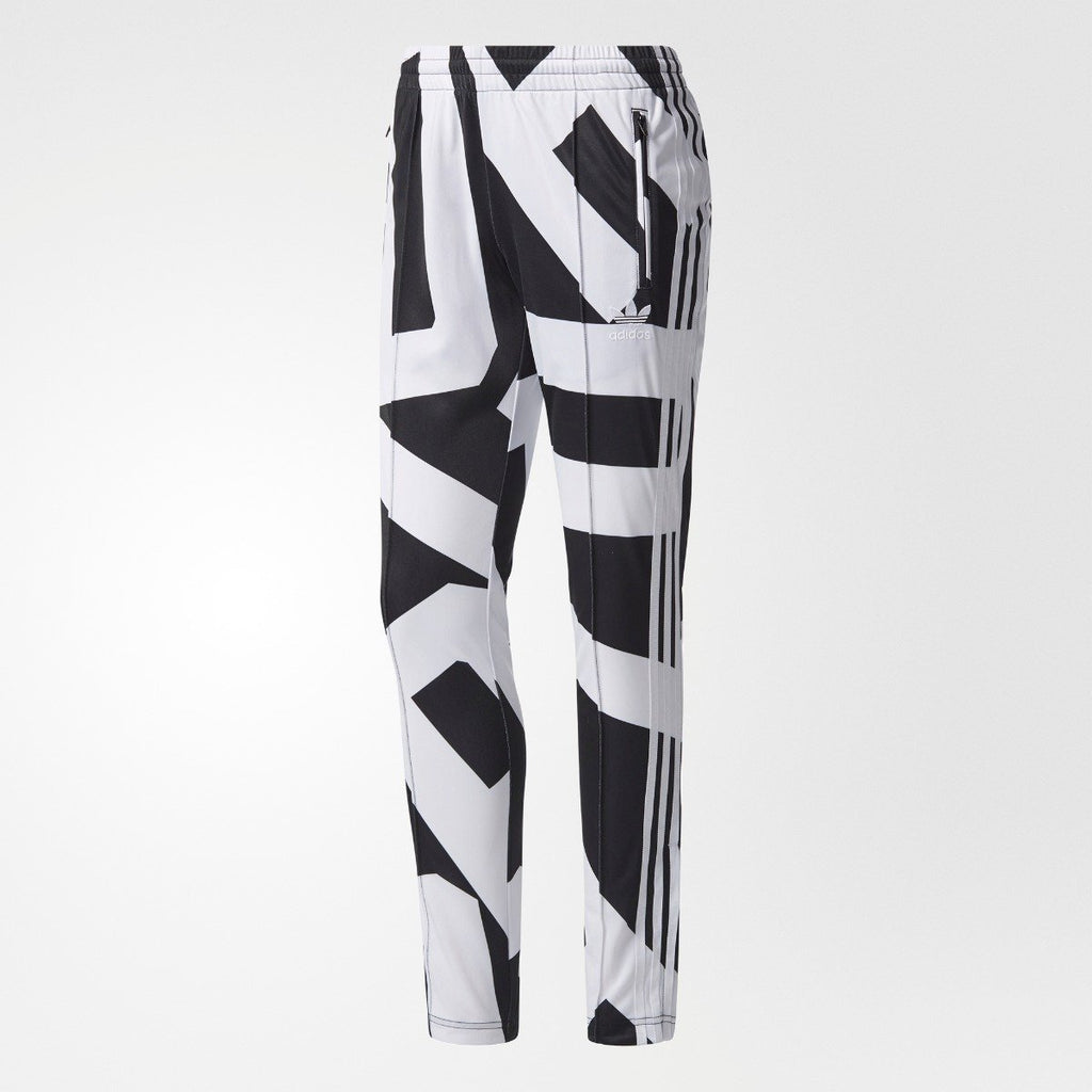 ba42663fdf2 Women's adidas Originals Bold Age SST Track Pants Black and White