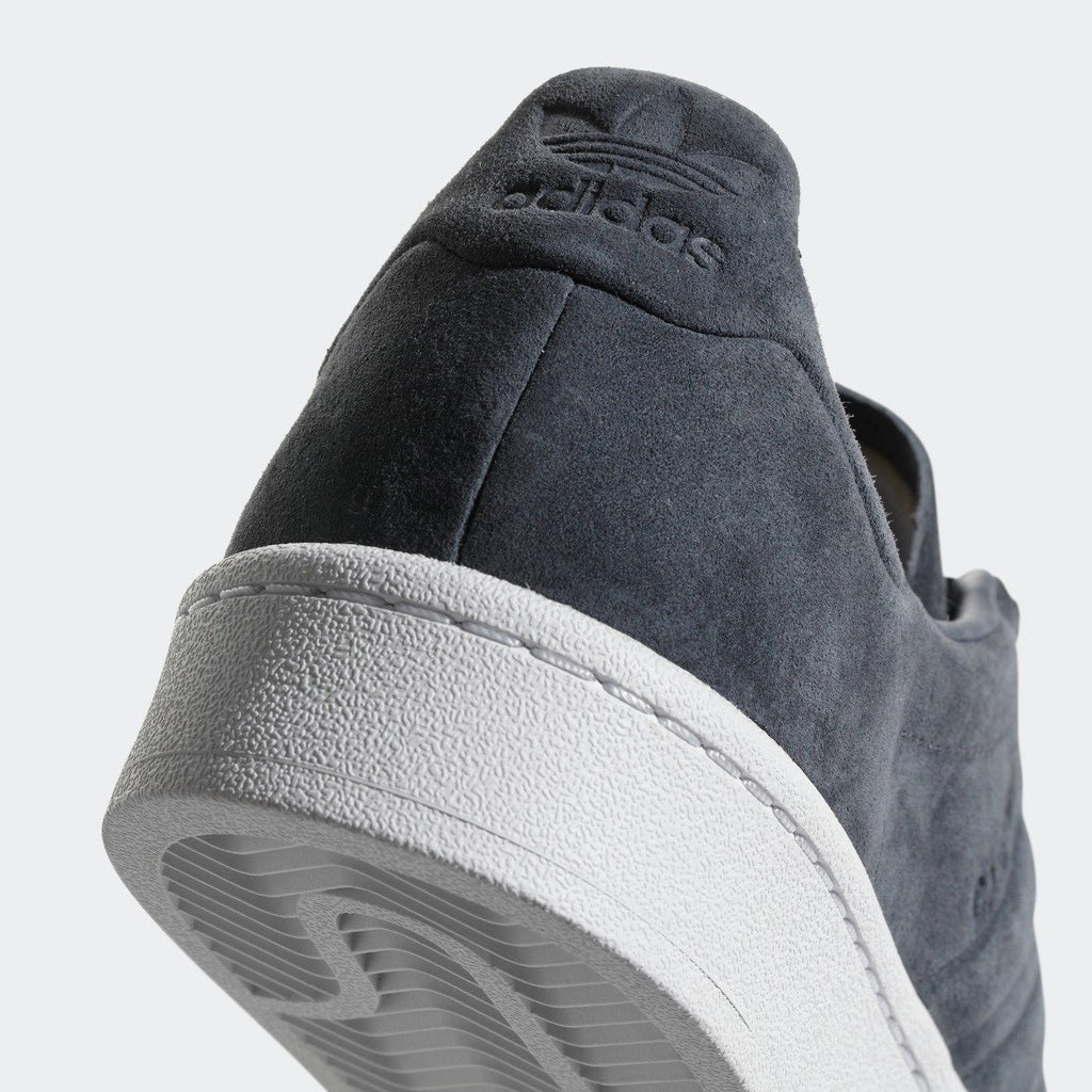 Women's adidas Originals Campus Stitch and Turn Shoes Onix Gray