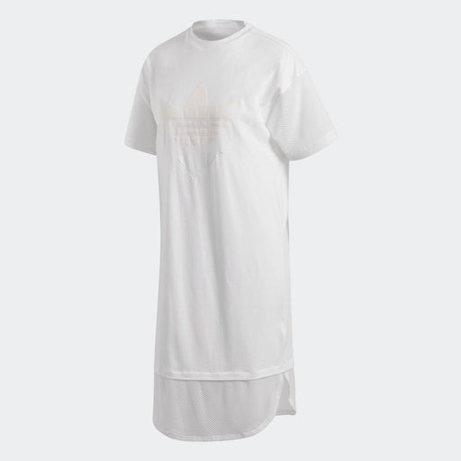 Women's adidas Originals CLRDO Tee Dress White