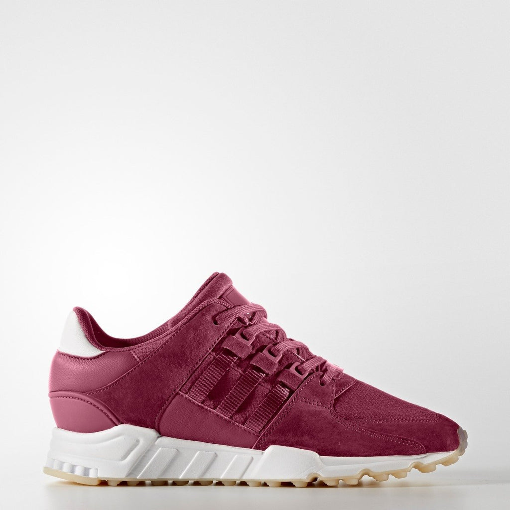 Women's adidas Originals EQT Support RF Shoes Mystery Ruby