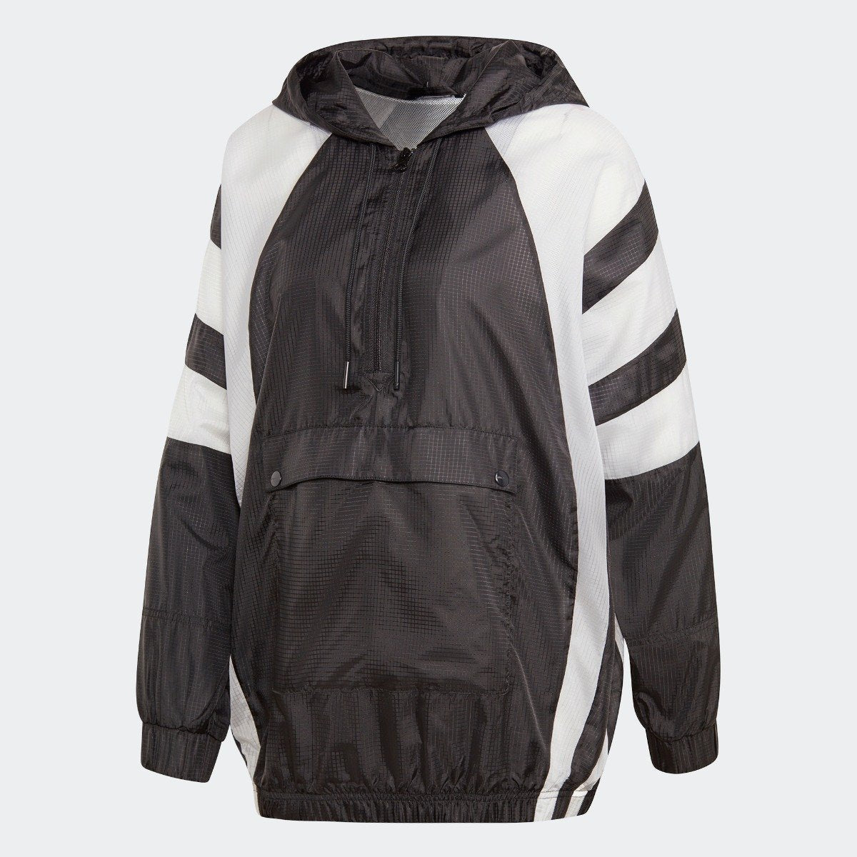 48424425285e Women s adidas Originals EQT Windbreaker Jacket Black CD6883 ...