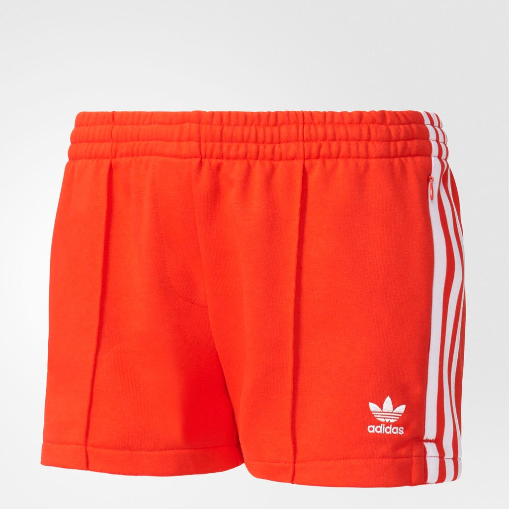 Women's adidas Originals Firebird Short Core Red