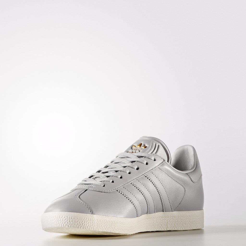 Women's adidas Originals Gazelle Shoes Grey