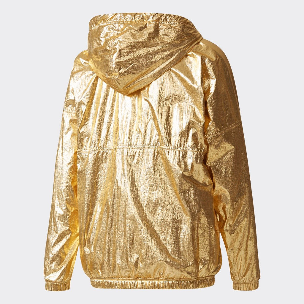 Women's adidas Originals Golden Windbreaker