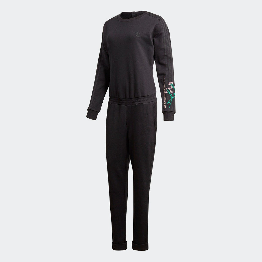 Women's adidas Originals Jumpsuit Black