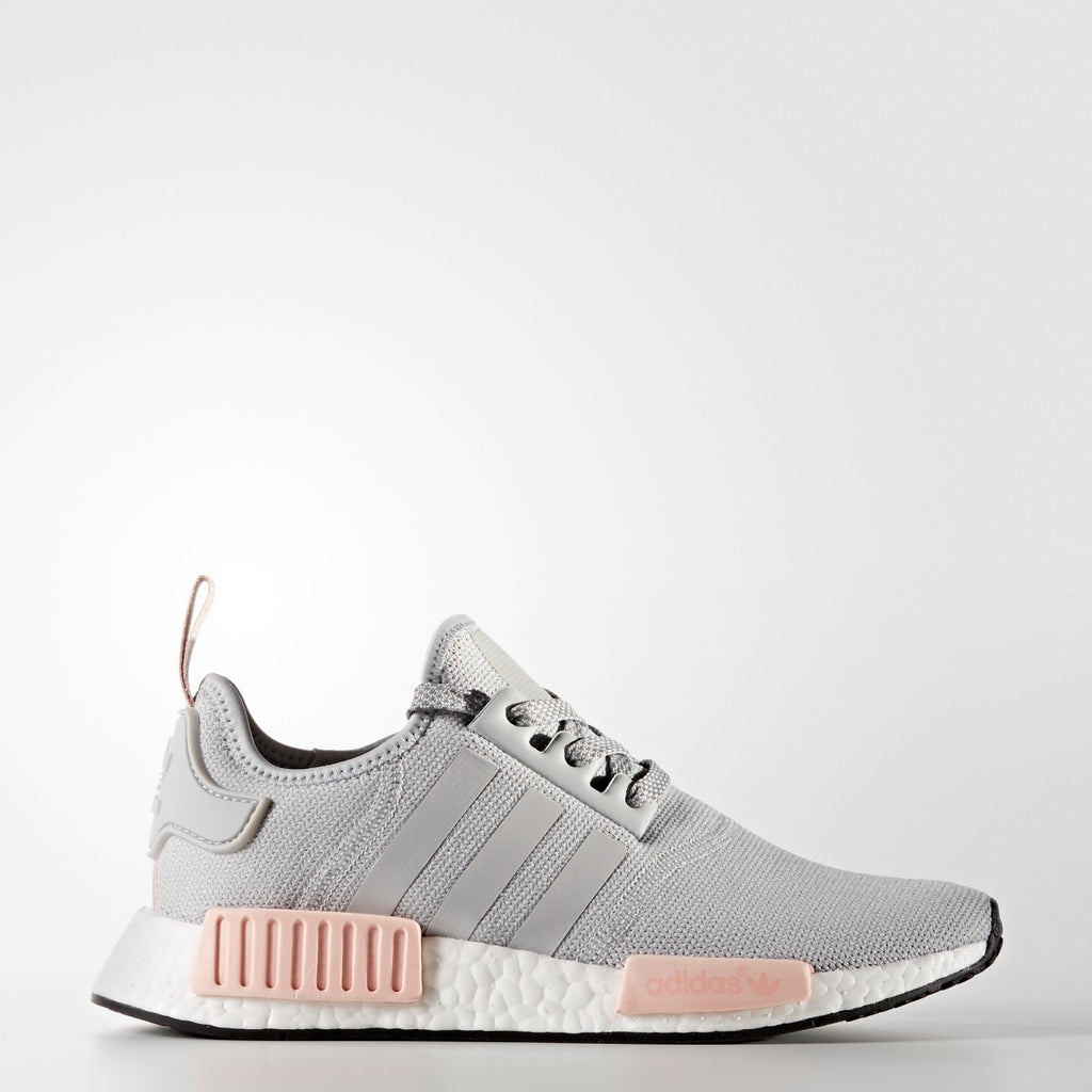 Women's Adidas Originals NMD_R1 Light Onix/ Vapor Pink