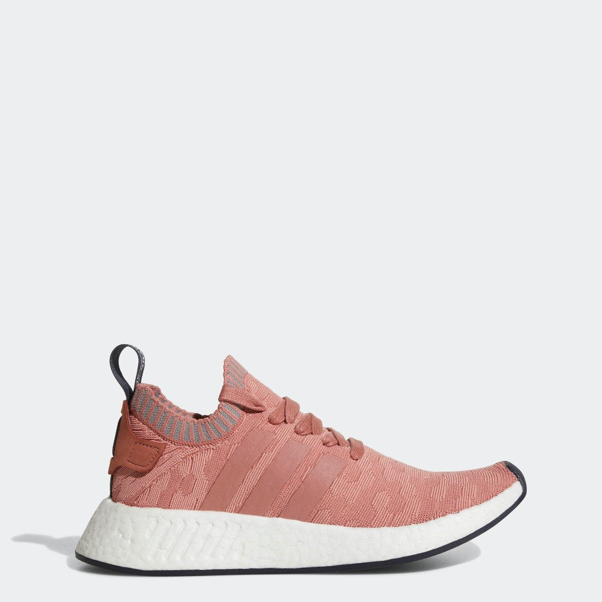 8c8e45134 Women s adidas Originals NMD R2 Primeknit Shoes Raw Pink BY8782 ...