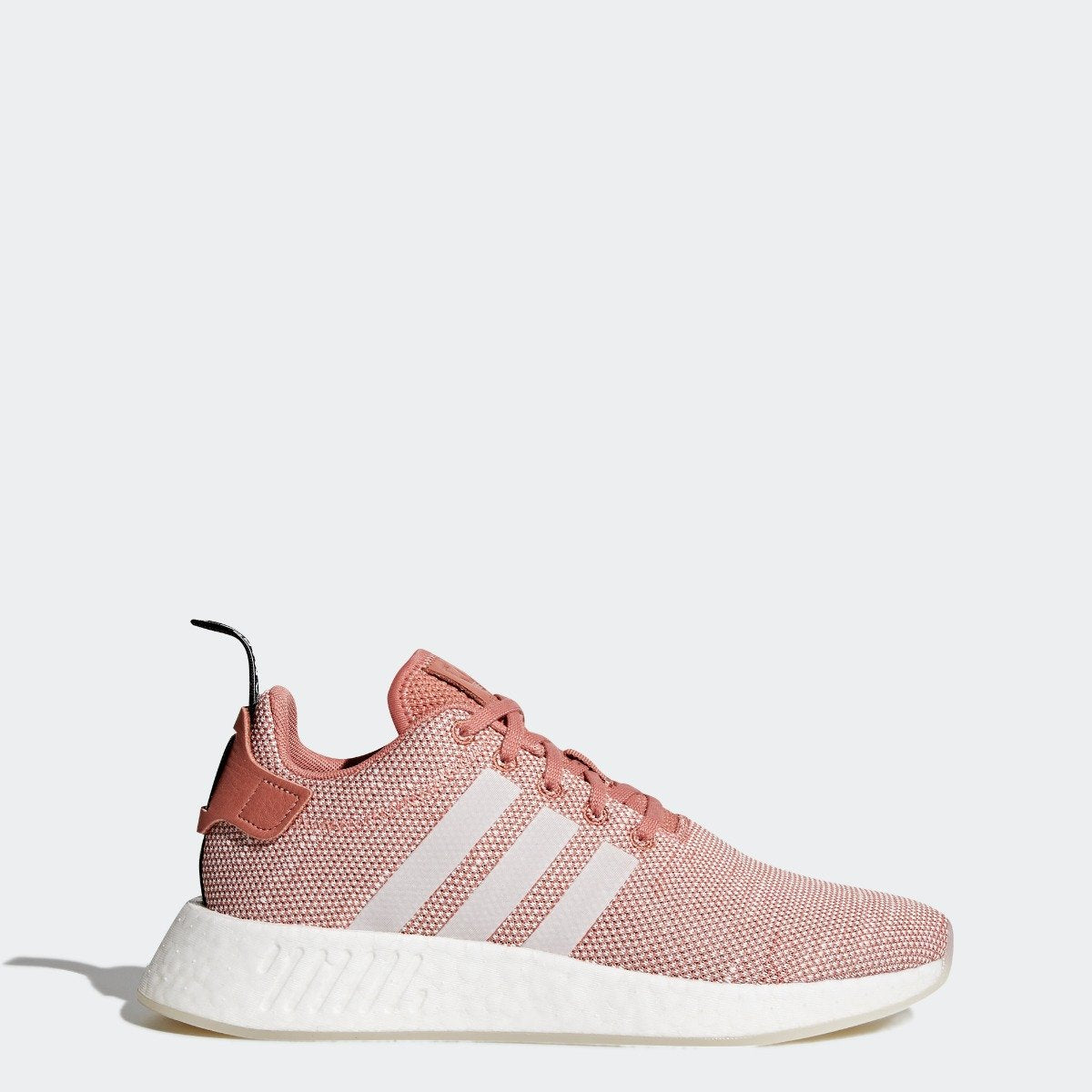 114b12ba4 Women s adidas Originals NMD R2 Shoes Ash Pink and White CQ2007 ...