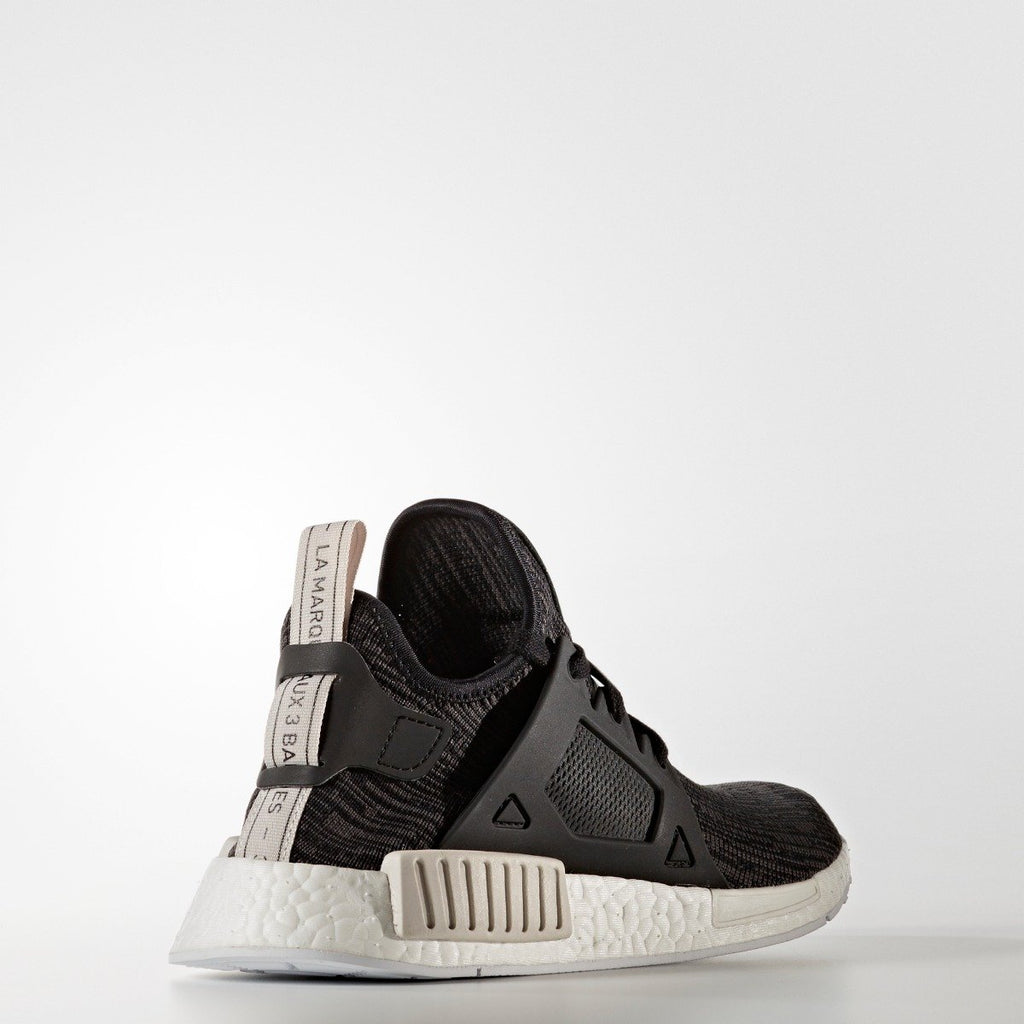 Women's Adidas Originals NMD_XR1 Primeknit Black