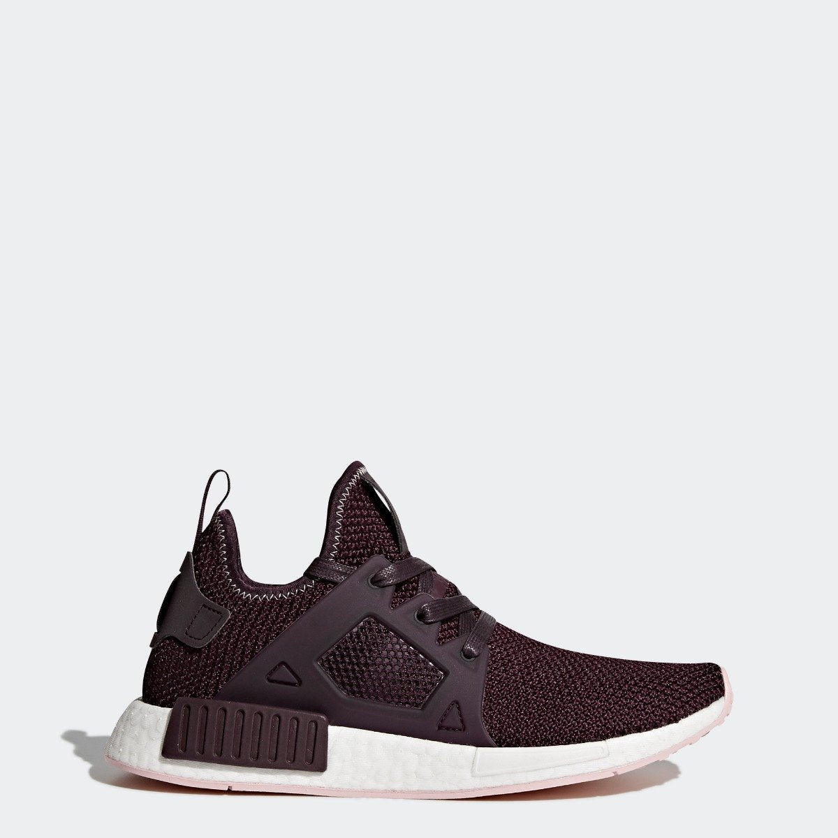 pretty nice fd324 7d098 Women s adidas Originals NMD XR1 Shoes Dark Burgundy and Vapour Pink