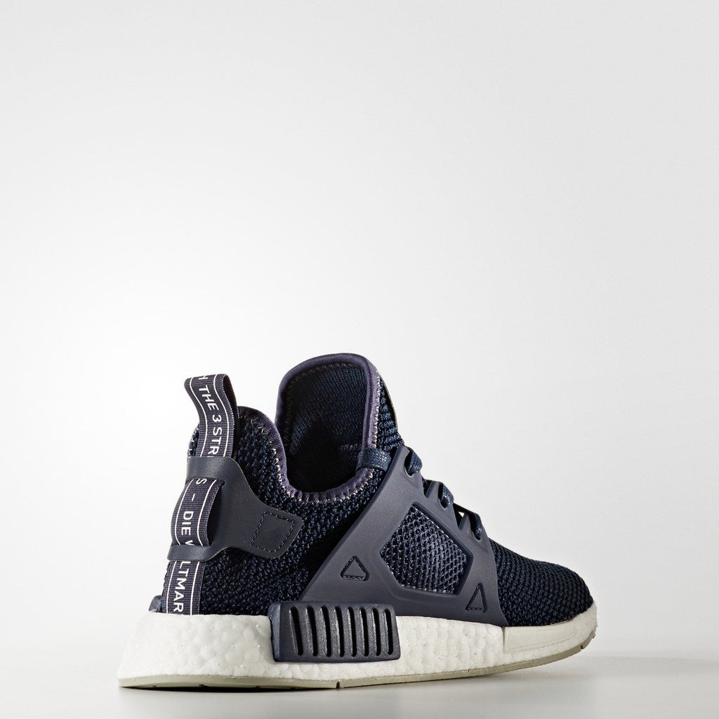 Women's adidas Originals NMD XR1 Shoes Trace Blue and Sesame