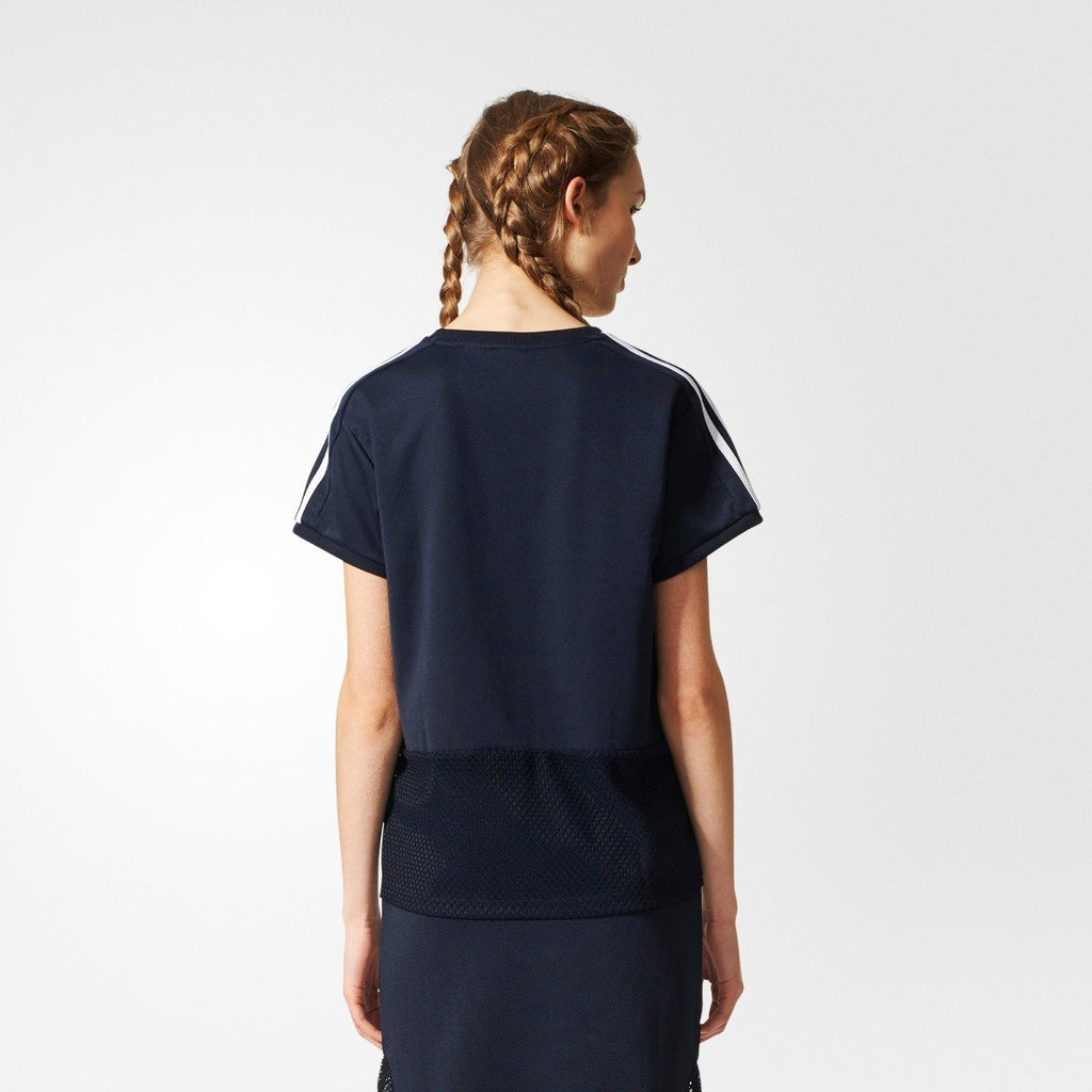 Women's Adidas Originals Osaka T-shirts Navy