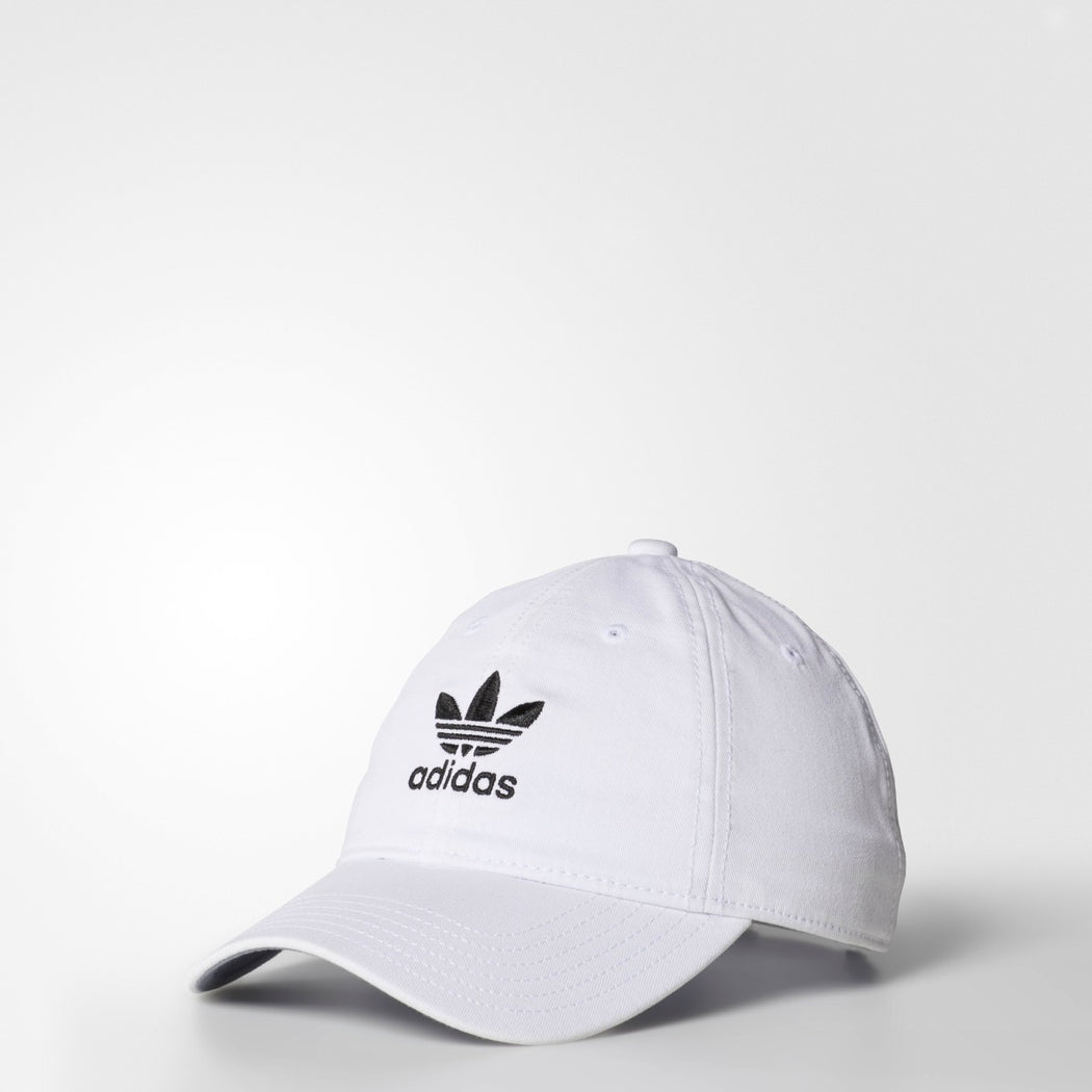 9a9b154ca98 ... discount womens adidas originals relaxed strap back hat bh7142 05208  247bb