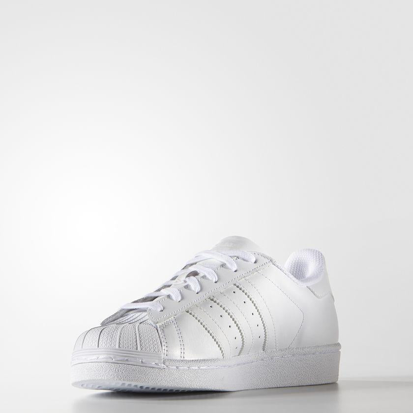 Women's adidas Originals Superstar Shoes Cloud White
