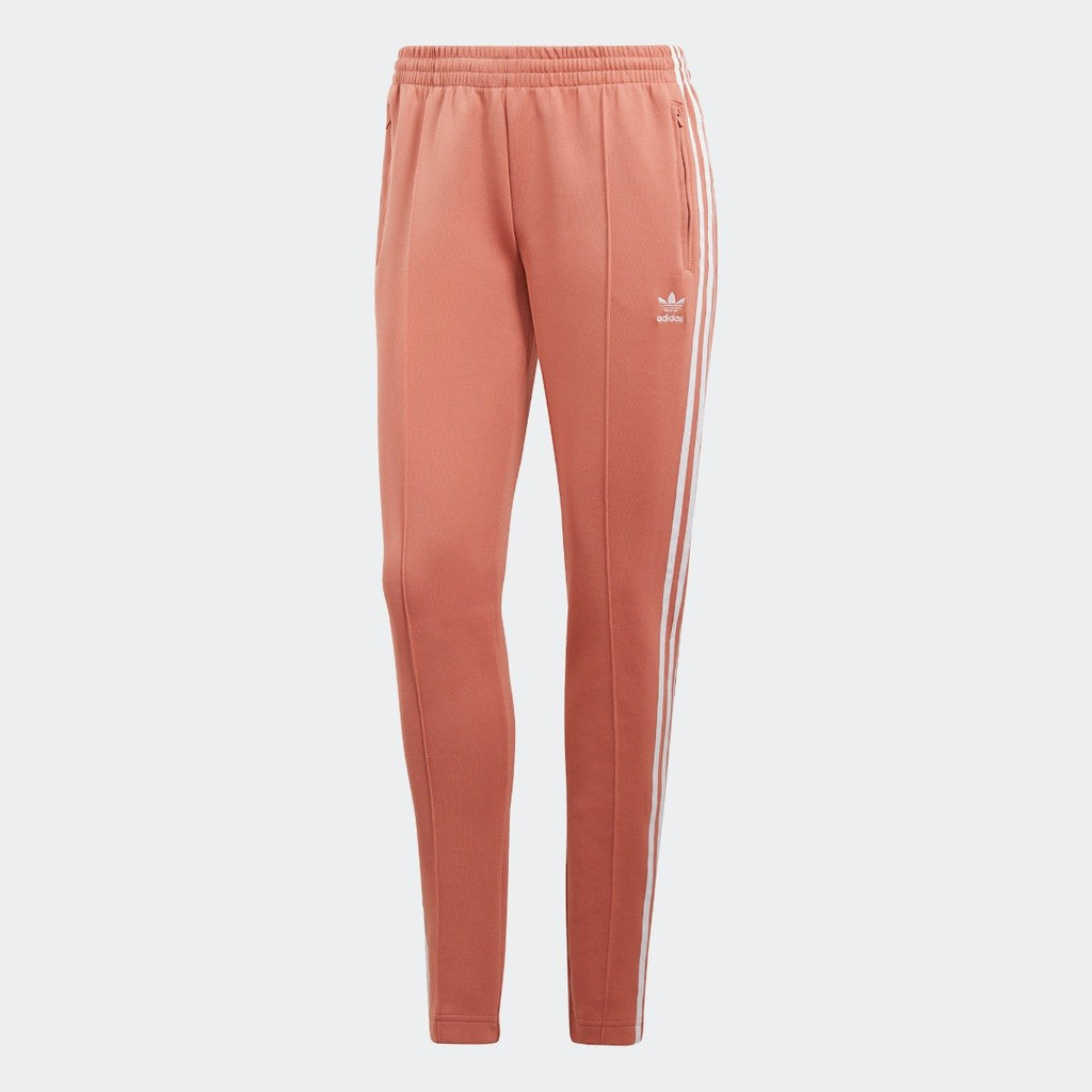 Women's adidas Originals Superstar Track Pants Ash Pink