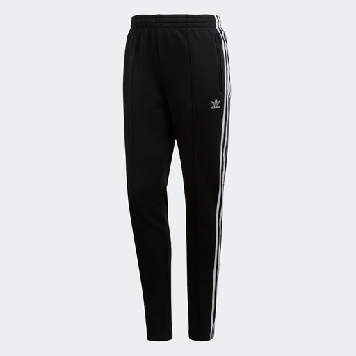 Women's adidas Originals Superstar Track Pants Black with White