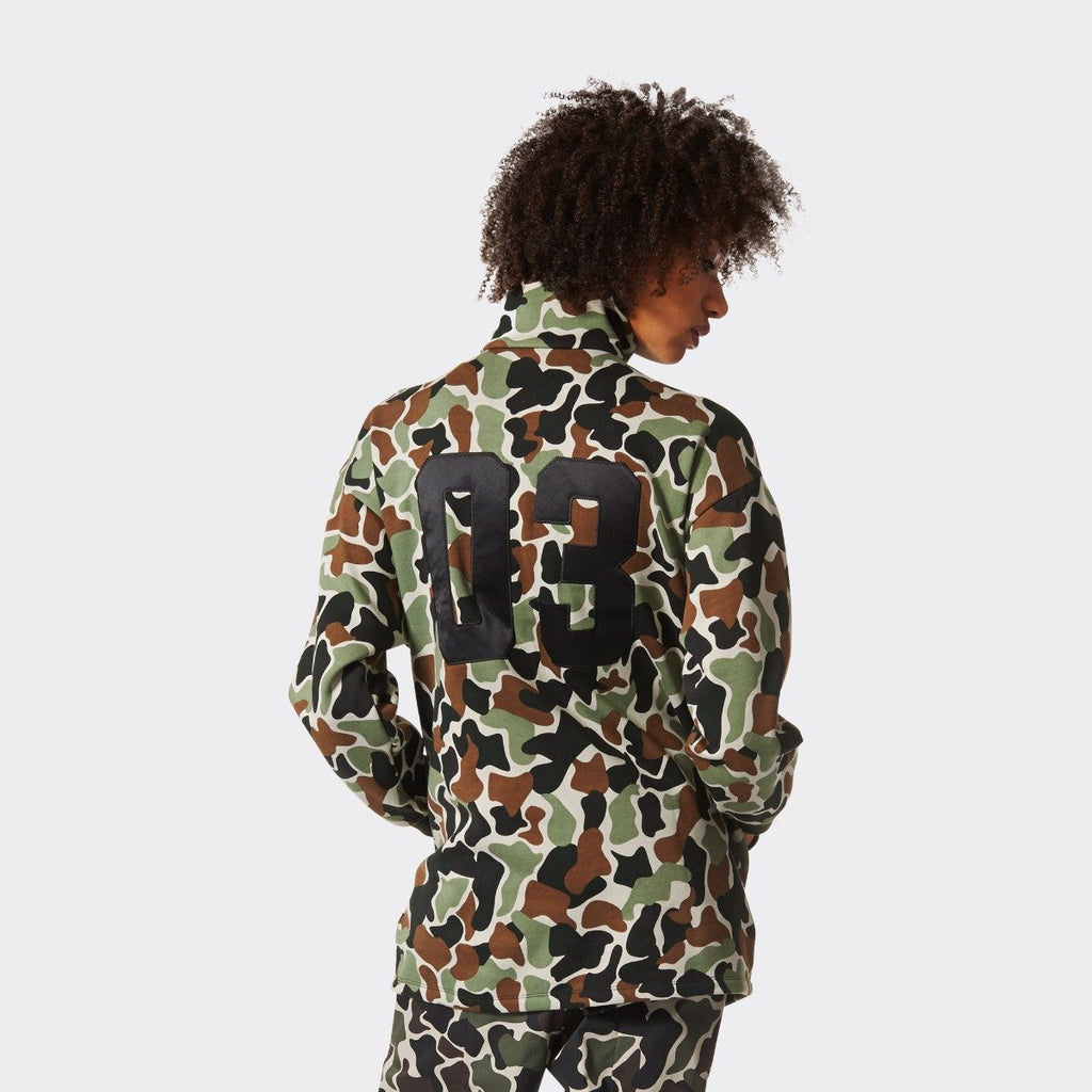 Women's adidas Originals Track Jacket Camouflage