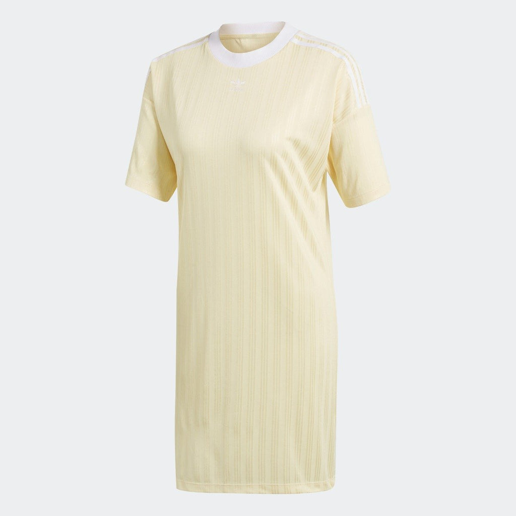 Women's adidas Originals Trefoil Dress Mist Sun