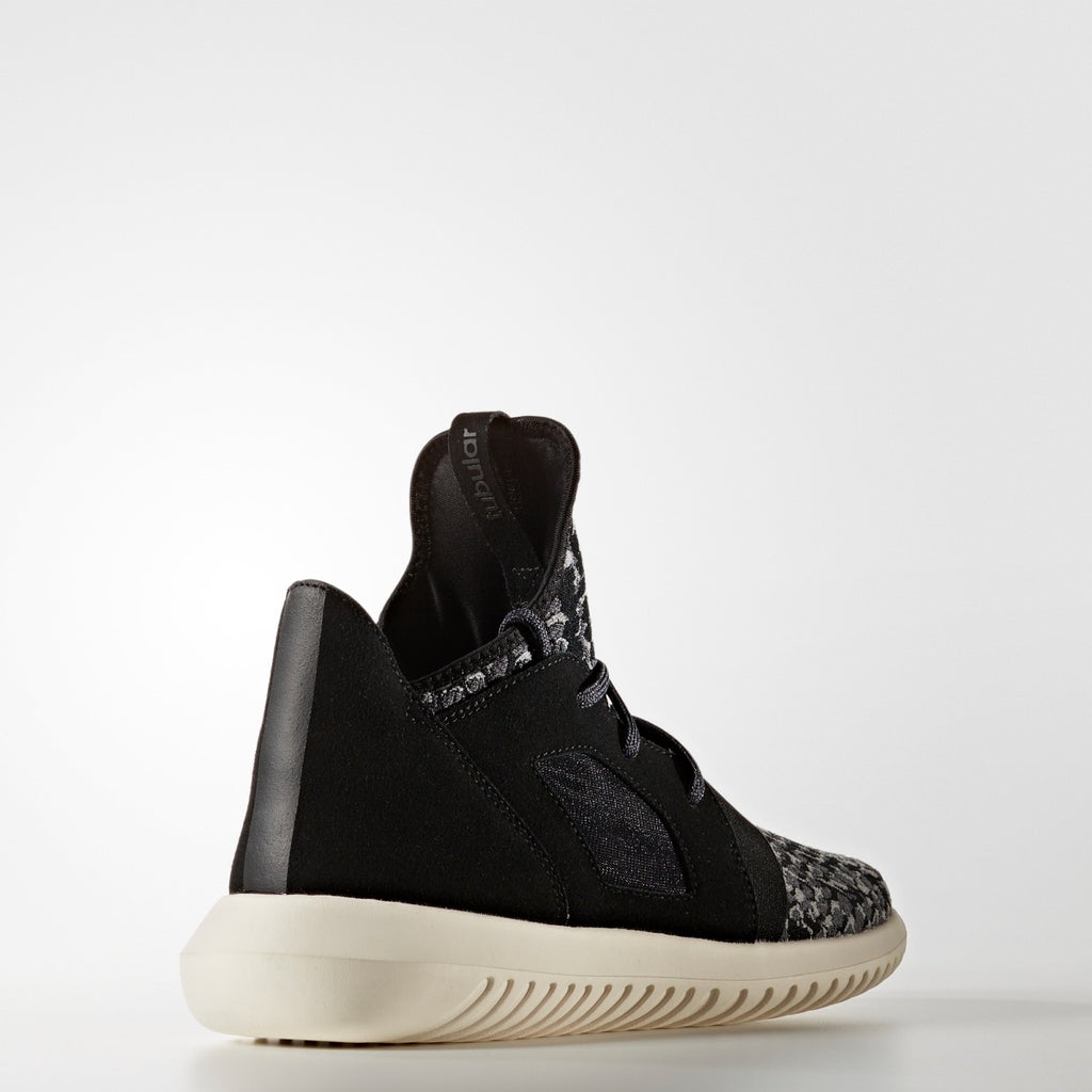 Women's Adidas Originals Tubular Defiant Black