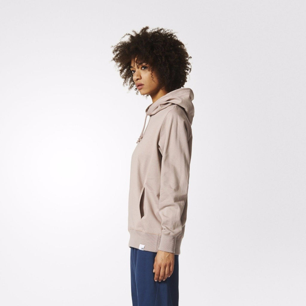 Women's Adidas Originals XBYO Hoodie Vapour Gray