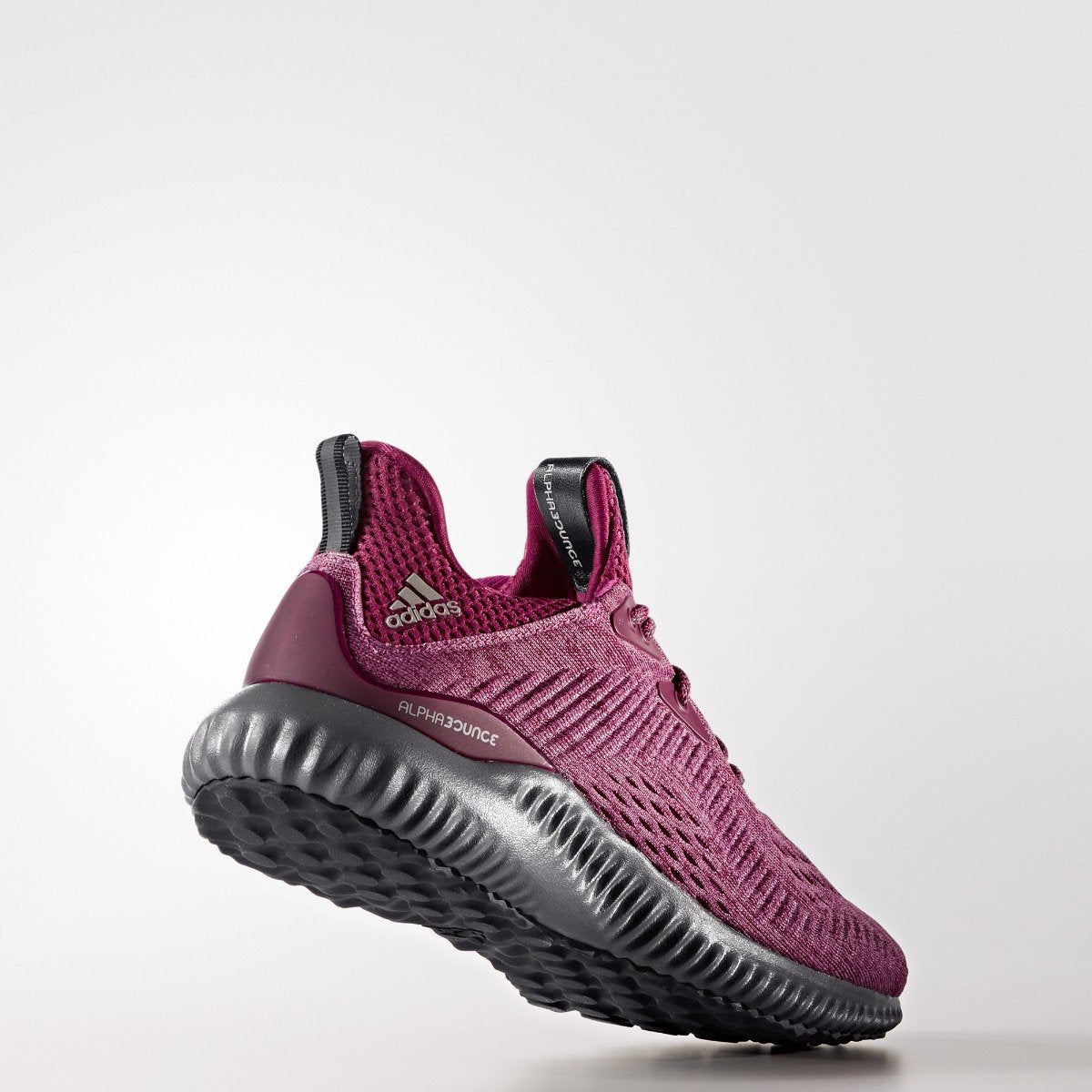 size 40 68ff8 687f3 Womens adidas Running Alphabounce EM Shoes Mystery Ruby. 1