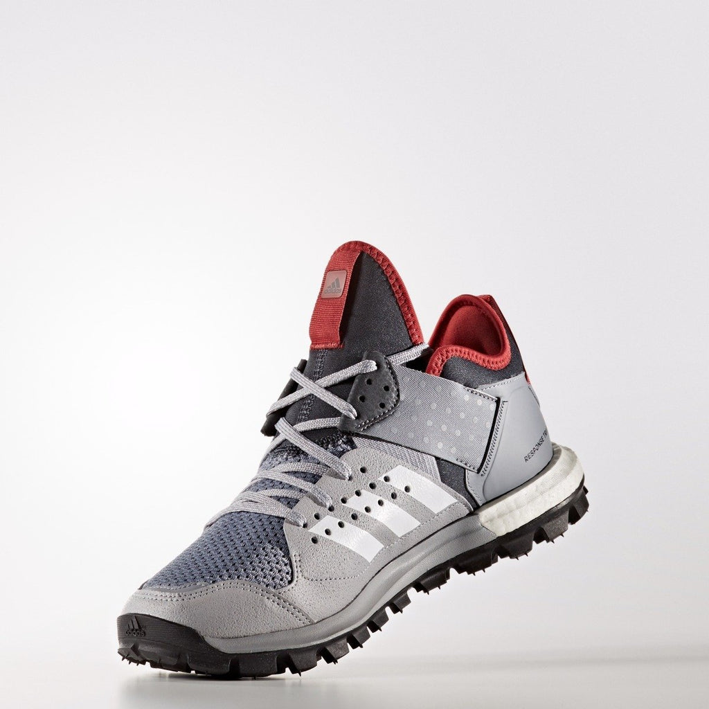 Women's adidas Running Response Trail Shoes Grey