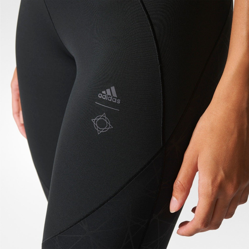 WOMEN'S ADIDAS YOGA WANDERFLEX MIX IT UP TIGHTS