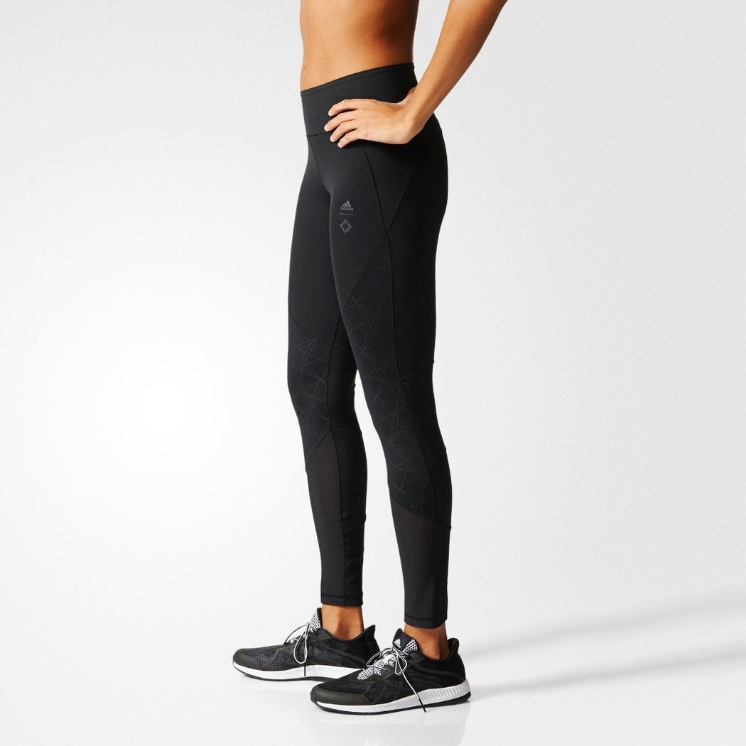Details about Adidas Climaheat Long Tights (AP9524) Running Yoga Training Fleece Tight Pants