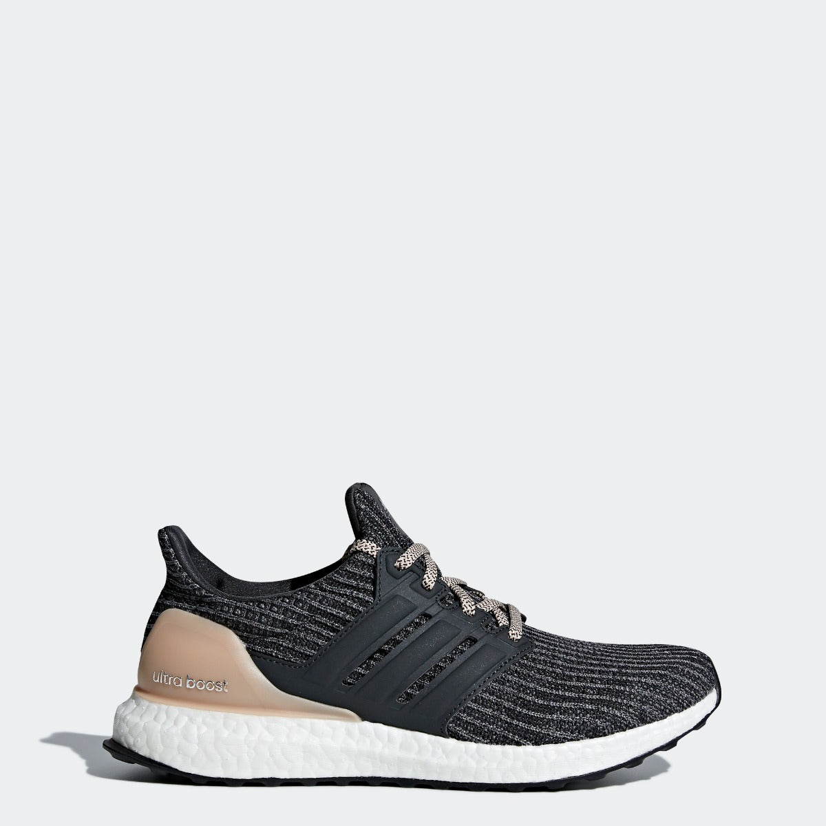 44ff4776a Women s Adidas Running Ultraboost Shoes Gray Carbon and Ash Pearl ...